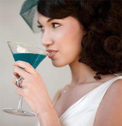 style me pretty plum cocktail