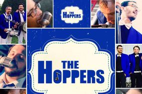 THE HOPPERS - Italian Swing - Jazz - Rock'n Roll