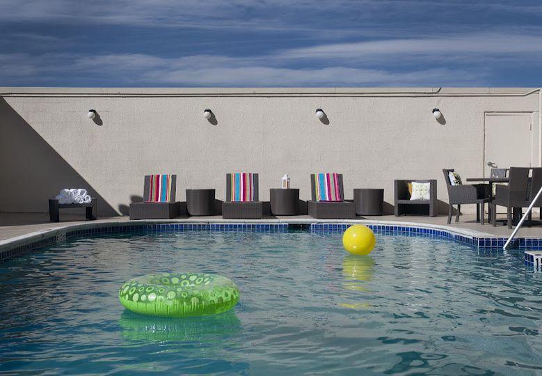 Pool space