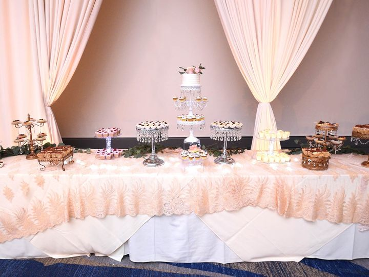 Tmx Desserts Panoramic 51 1067707 1558556168 Santa Clarita, CA wedding cake