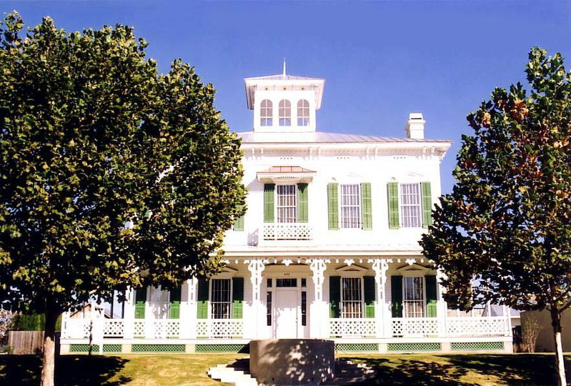 Ware-Farley-Hood House  This beautifully restored Italianate mansion offers a lovely historic...