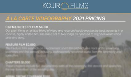 Kojiro Films 1