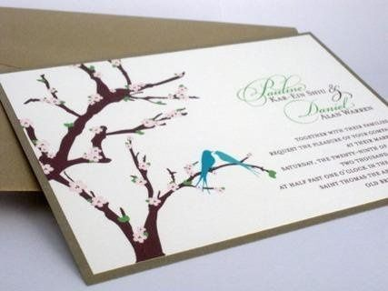 Tmx 1238174620127 Branches3 Marlboro wedding invitation