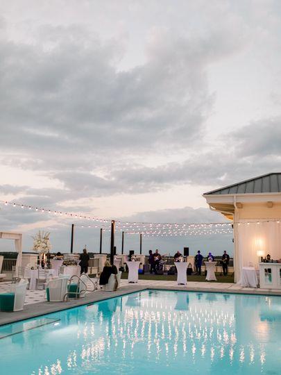 Hotel Effie Rooftop Wedding