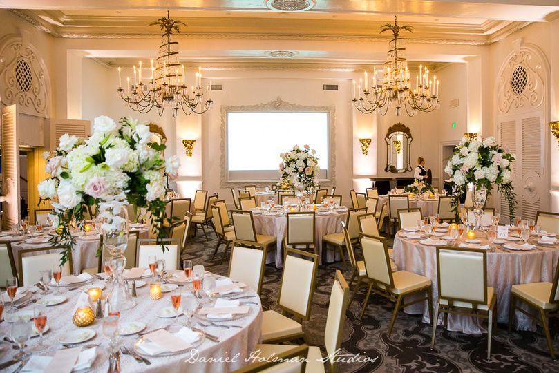 Elegant St. Anthony Hotel