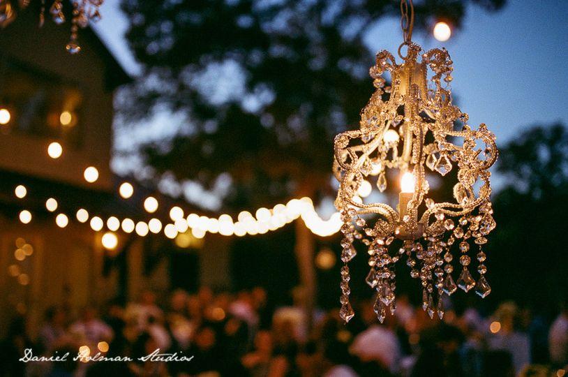 outdoor reception san antonio wedding planner