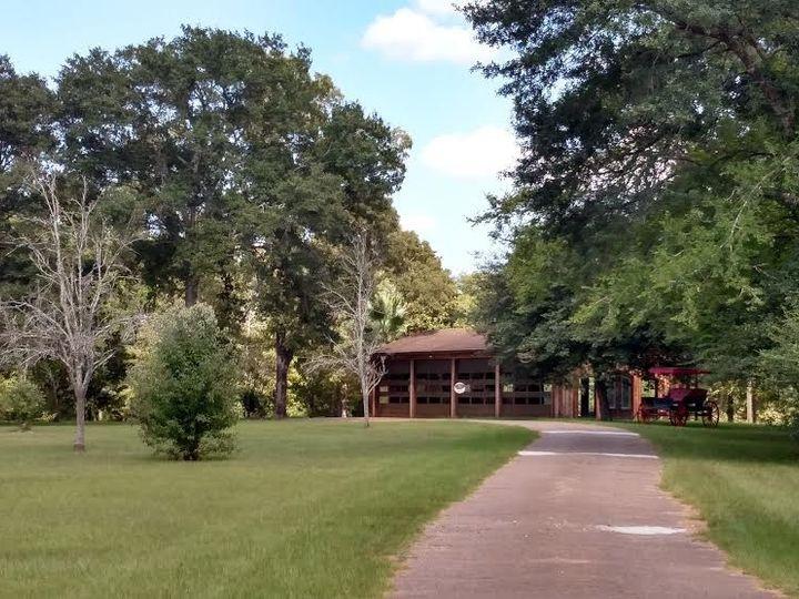 Tmx 1472241362193 Double Bar B Ranch Hall Ext 8 8 Plantersville, Texas wedding venue