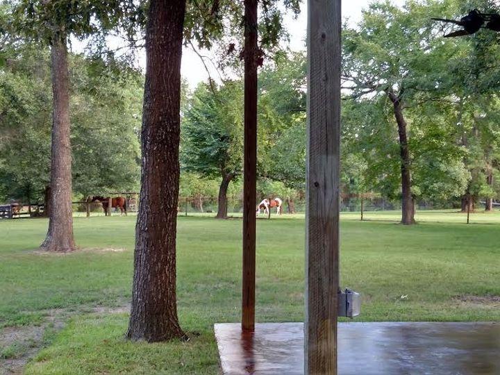 Tmx 1472241418786 Double Bar B Ranch Hall Horses Plantersville, Texas wedding venue