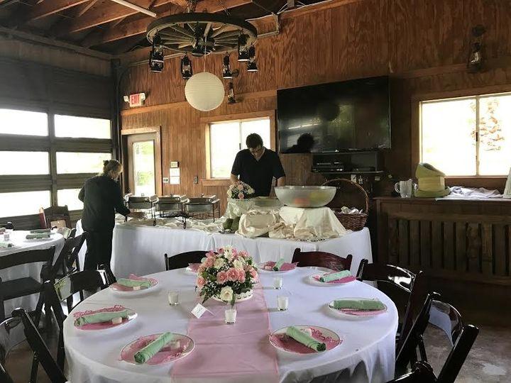 Tmx 1491251461681 Interior Buffet 2 Plantersville, Texas wedding venue