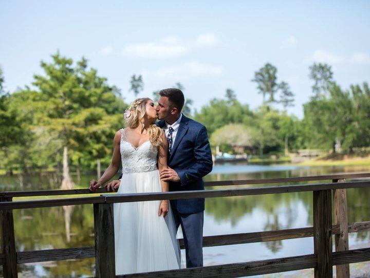 Tmx 1507644157867 Couple On Pier 2 Plantersville, Texas wedding venue