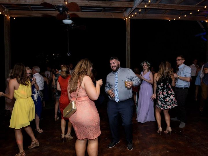 Tmx 1507644195886 Patio Dance Plantersville, Texas wedding venue