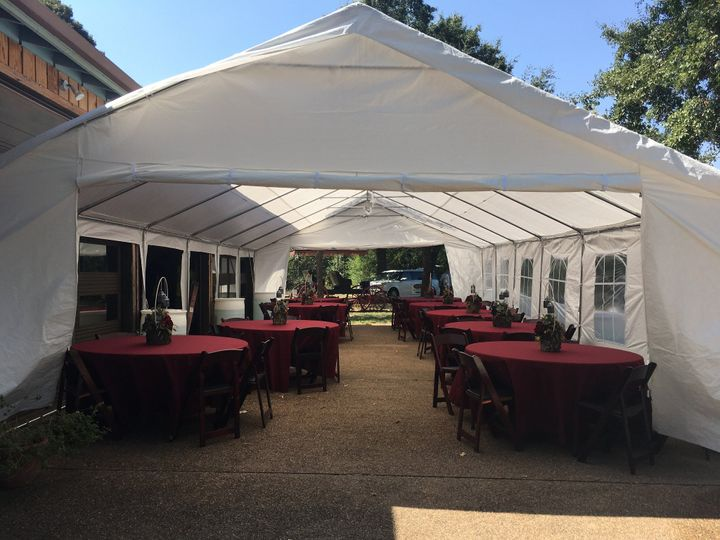 Tmx Tent Int Tables Oct 2019 51 929707 1570975503 Plantersville, Texas wedding venue