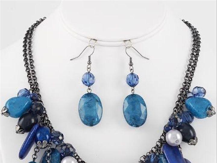 Tmx 1316606558312 Necklace286097 Shawnee wedding jewelry