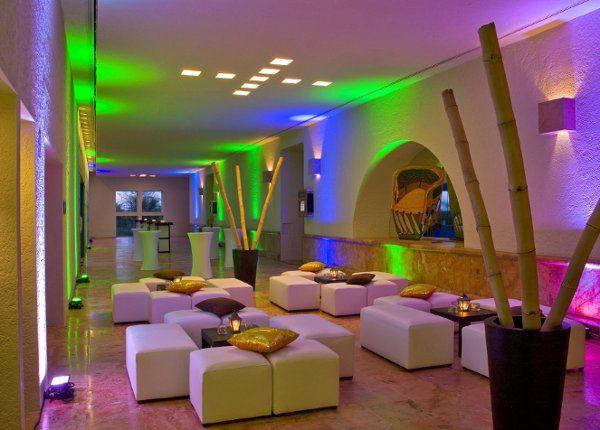 Pintores ballroom foyer