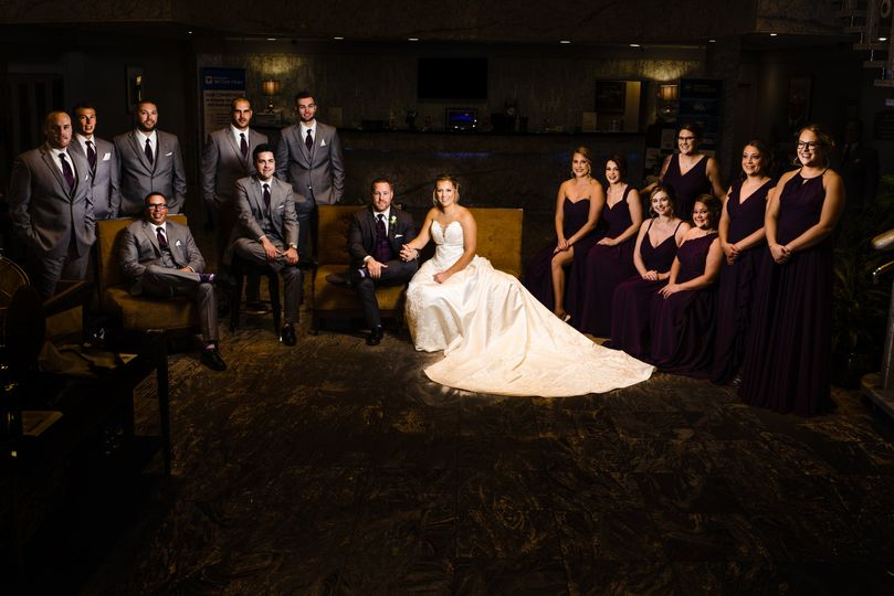 Concordville Inn Wedding