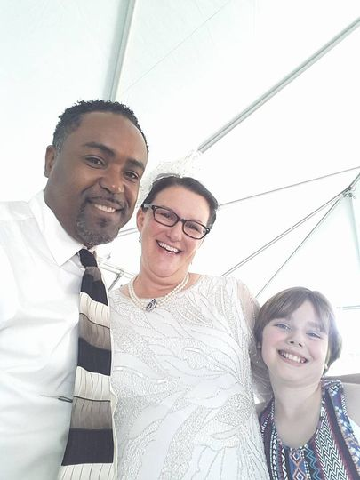 Wedding for the Holly Family