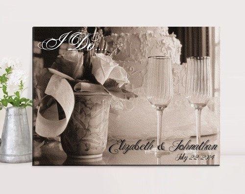 Tmx 1479616687752 I Do Canvas Print Colorado Springs wedding favor