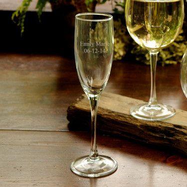 Tmx 1479616692725 Personalized One Toasting Glass Colorado Springs wedding favor