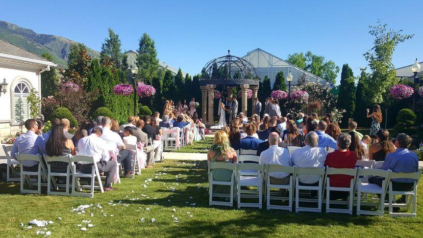 Garden Wedding - LeJardin