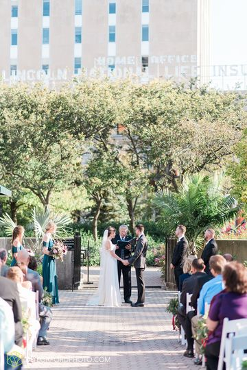 ceremony at gates 51 132807
