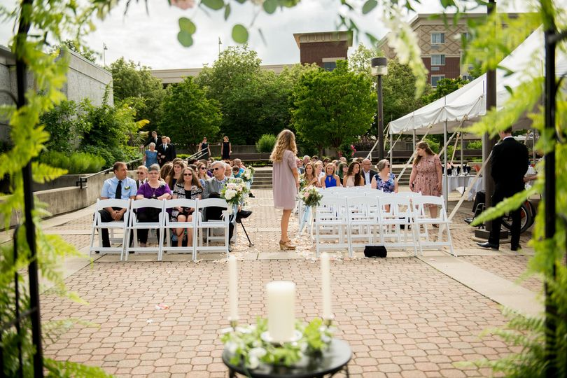 Ceremony on the Terrace (2)
