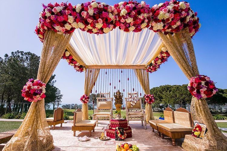 Canopy for Ceremony