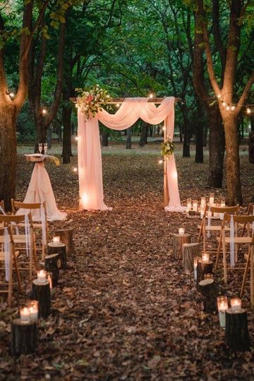 Outdoor Ceremony Arch