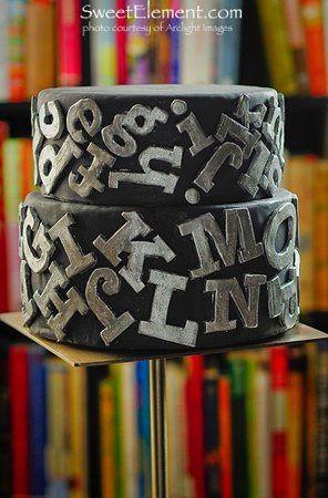 Tmx 1332532689092 Alphabetringcake East Orange wedding cake