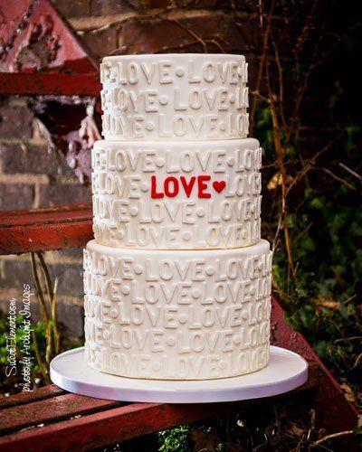 Tmx 1332532699094 Modernloveweddingcake East Orange wedding cake