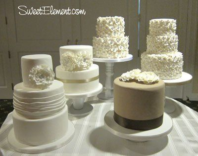 Tmx 1332532700933 Moniquelhuillierweddingcakesbig East Orange wedding cake