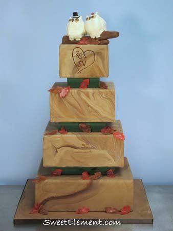 Tmx 1332532704415 Owlweddingcake East Orange wedding cake