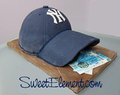 Tmx 1332535547543 Yankeeshatcakesugartickets East Orange wedding cake
