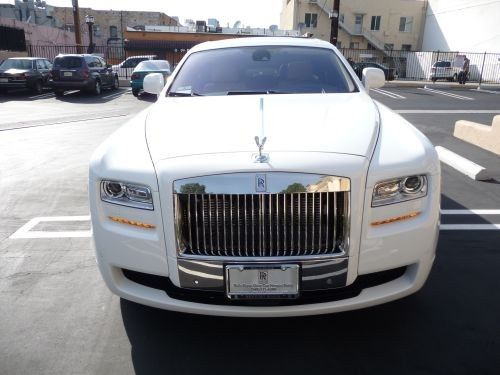 rolls royce ghost rental in los angeles