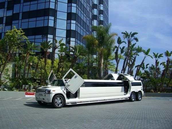 hummer limo rental in los angeles