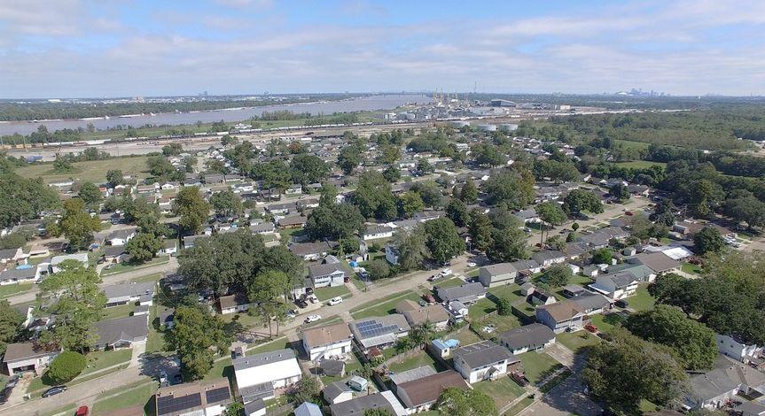 Venue aerial footage