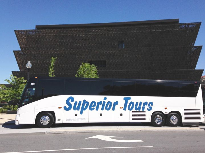 Tmx 1508947263522 5 9 17 Museum And Bus Pikesville, MD wedding transportation