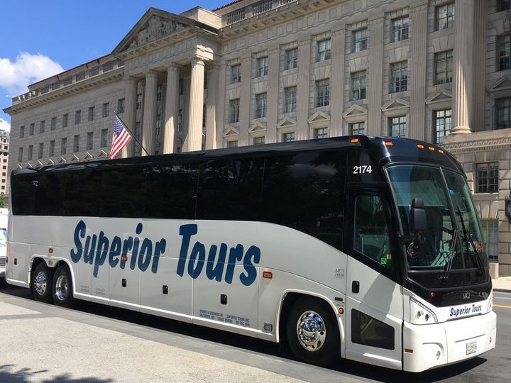 Tmx 1508947274074 Bus Pic Sarge Crop Pikesville, MD wedding transportation