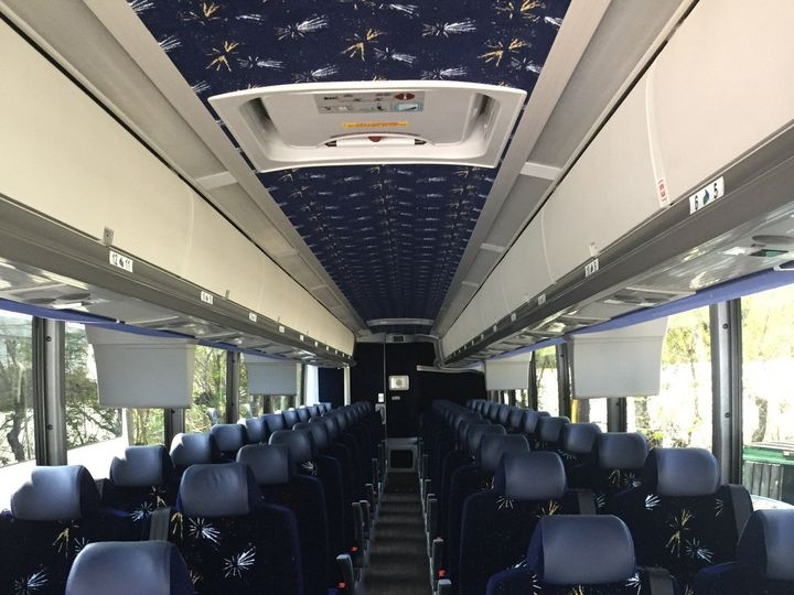 Tmx 1508948162497 New Bus 2017 Inside Pikesville, MD wedding transportation