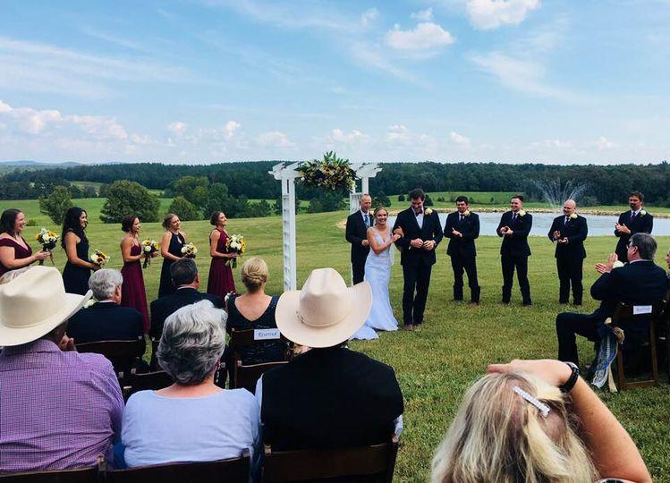 Wedding at Silver Creek