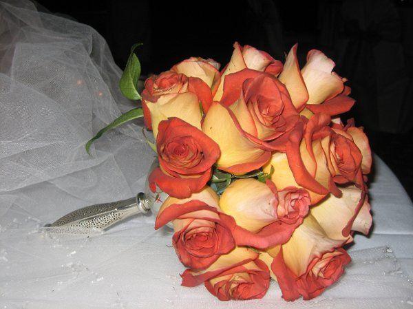 Belinda's Wedding Bouquet