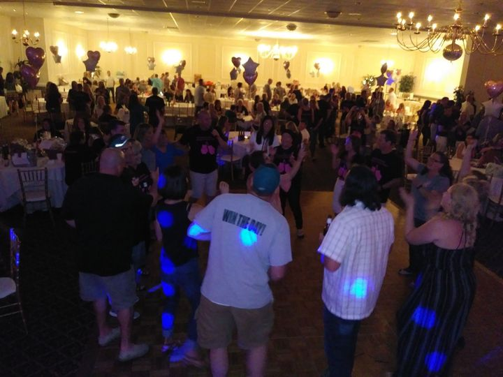 This photo was taken at a fundraiser event. We like to choose a handful of events each year to...