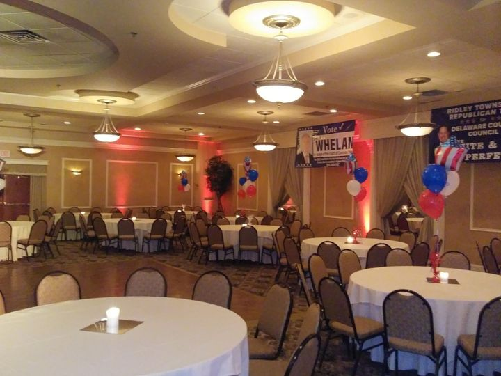 Up lighting adds a very nice touch to every event.  While more venues are choosing to supply...