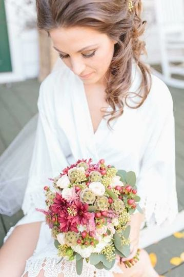Willow Ivy Design Flowers Boscobel Wi Weddingwire - Picture-table-by-ivydesign