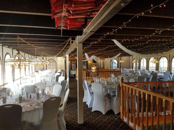 Second deck interior 2018