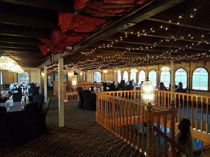 Second deck interior 2019