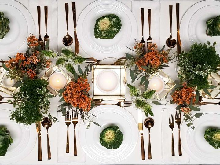 Tmx Bursts Of Orange 51 1028807 Northborough, Massachusetts wedding rental