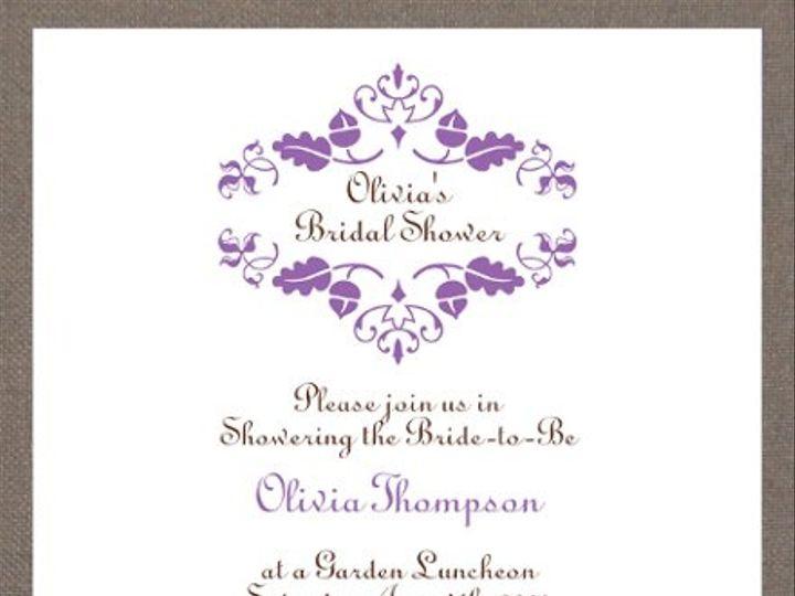 Tmx 1327628081530 Autumnleaves Union wedding invitation