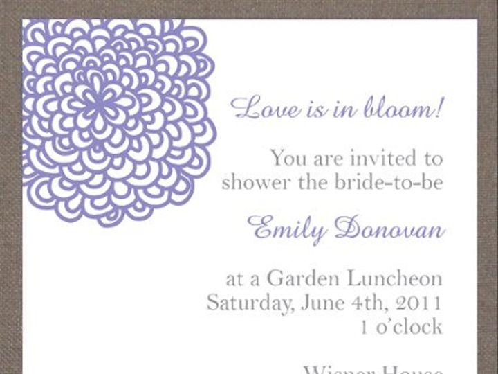 Tmx 1327628083551 Hydrangea Union wedding invitation