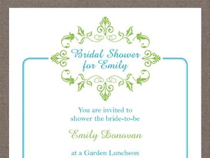 Tmx 1327628093950 Springfloral Union wedding invitation