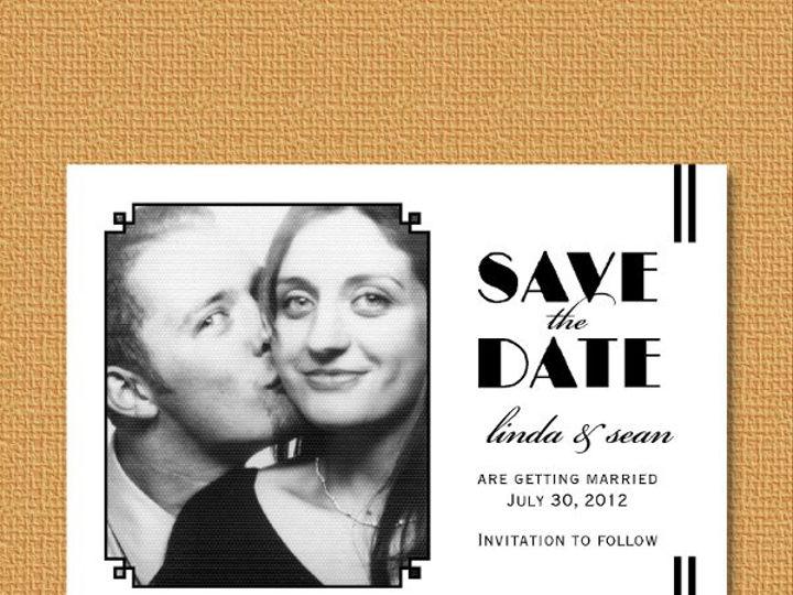 Tmx 1327628096424 Savephotov3 Union wedding invitation